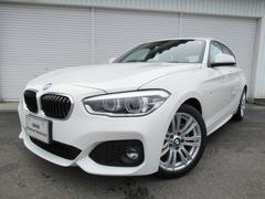 BMW118i MスポーツコンフォートパーキングサポP認定中古車