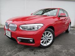 BMW118d スタイルコンフォートアドバンスドPサポ認定中古車