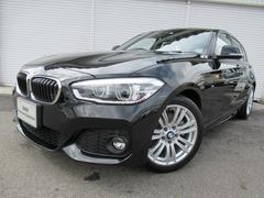 BMW118d Mスポーツ17AWパーキングサポートP認定中古車