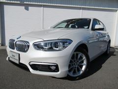 BMW118d スタイルコンフォートPアドバンスドパーキングサポ