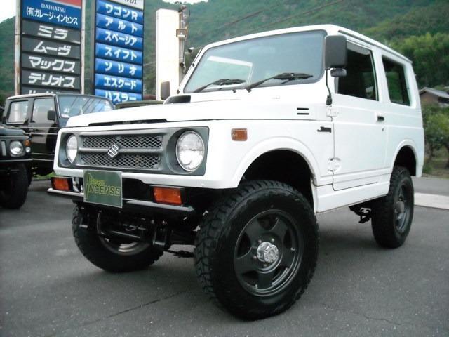 スズキ HC 4WD 3インチUP検対応5型