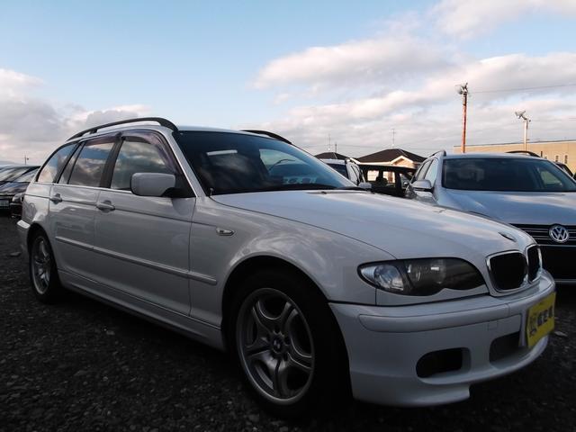 BMW 3シリーズ 325iツーリング MスポーツPKG HID ...