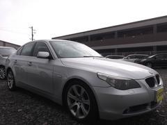 BMW530iハイラインパッケージ ナビ 黒革シート サンルーフ