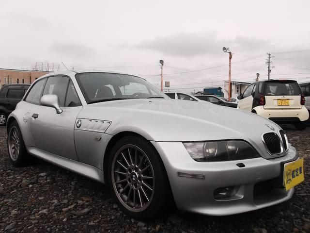 BMW Z3クーペ 3.0i 赤革シート 純正アルミ HID CD...