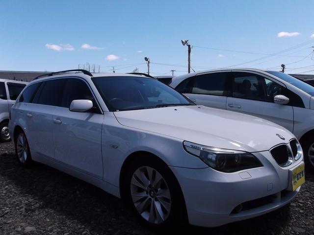 BMW 5シリーズ 525iツーリ...