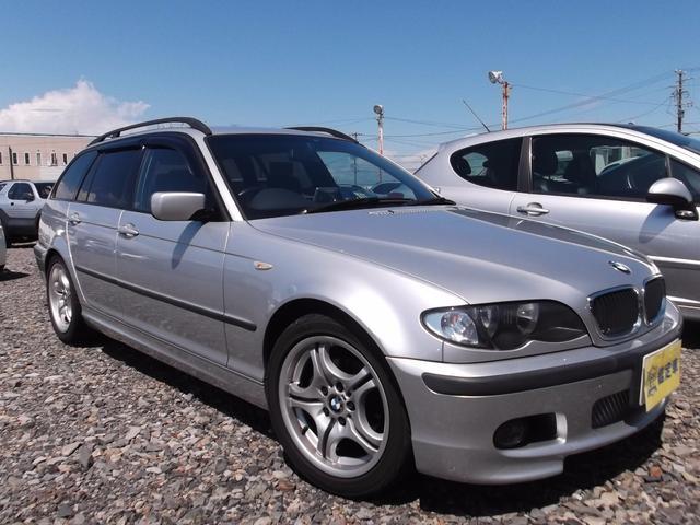 BMW 3シリーズ 318iツーリング Mスポーツパッケージ 社外...