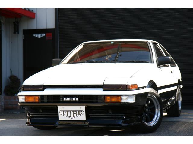 トヨタ GT APEX 後期 外装同色ペイント メンテナンス整備済