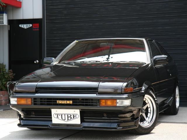 トヨタ GT APEX ブラックリミテッド 限定400台