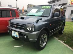 ジムニーワイルドウインド 4WD ターボ HDDナビ キーレス