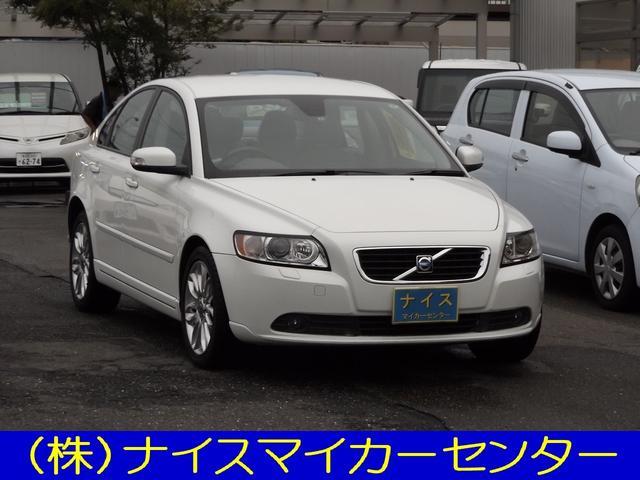 ボルボ 2.4i SE 本革シート