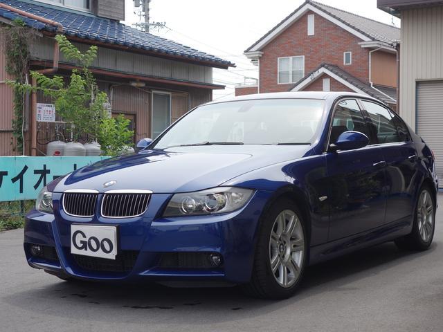 BMW 3シリーズ 323i Mスポーツパッケージ 黒革 1オーナ...