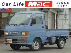ハイゼットトラック天晴 4WD 5速MT デフロック エアコン