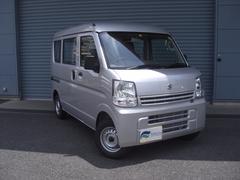 エブリイPA メーカー保証付 4速AT 2WD 届出済未使用車