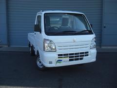 キャリイトラックKCエアコン・パワステ メーカー保証付 4WD 3速AT