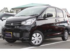 eKワゴンE 未使用車 プライバシーガラス キーレス シートヒーター