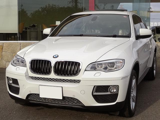 BMW X6 xDrive 35i LEDヘッドライト SR (車...