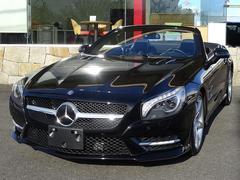 M・ベンツSL550ブルーエフィシェンシー AMGスポーツP