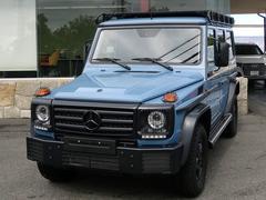 M・ベンツG350d プロフェッショナル オフロードP 本国限定生産車