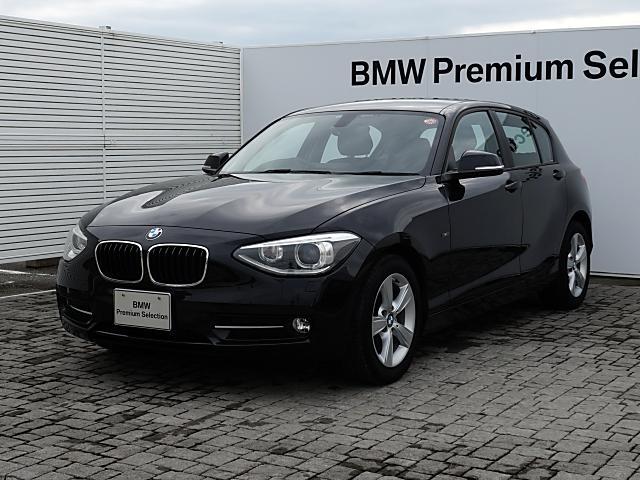 BMW 1シリーズ 116i スポーツ 1オーナ 純正HDDナビ1...
