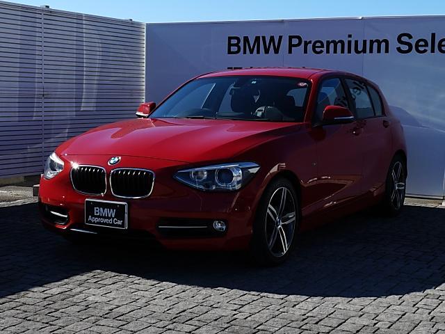 BMW 1シリーズ 120i スポ...
