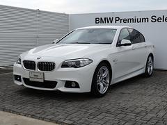 BMW523d Mスポーツ ACC 衝突軽減B 純正ナビ ウッドP
