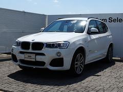BMW X3xDrive 20d Mスポーツ デモカー 純正ナビ ACC