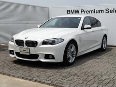 BMW523d Mスポーツ ACC 衝突軽減B ウッドP