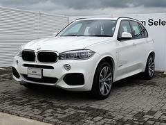 BMW X5xDrive 35d Mスポーツ デモカー 黒革 ACC