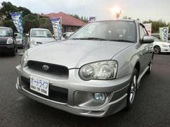 インプレッサスポーツワゴン15i−S 4WD マニュアル