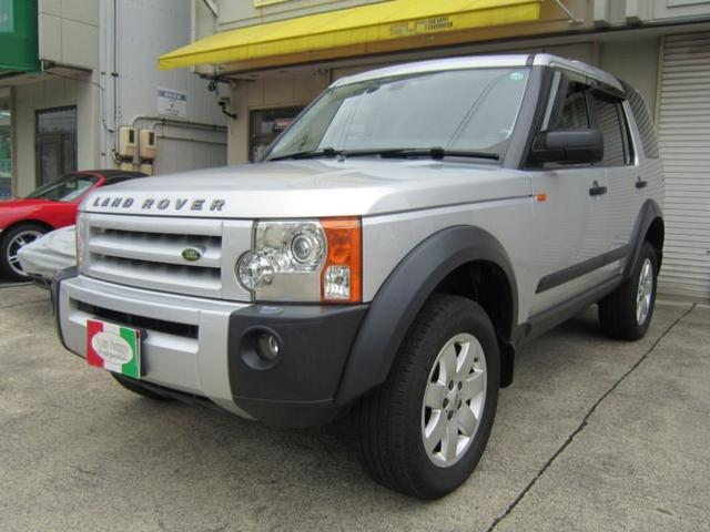 Photo of LAND_ROVER DISCOVERY 3 HSE / used LAND_ROVER