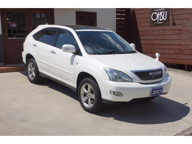Photo of TOYOTA HARRIER 350G PREMIUM L PACKAGE / used TOYOTA