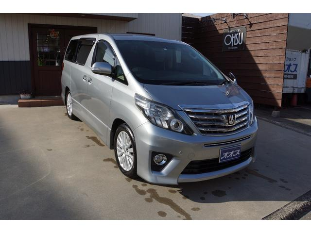 Photo of TOYOTA ALPHARD 240S C PACKAGE / used TOYOTA