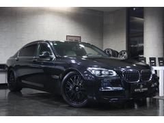 BMW750Li Mスポーツpkg ホワイトレザー AC22アルミ