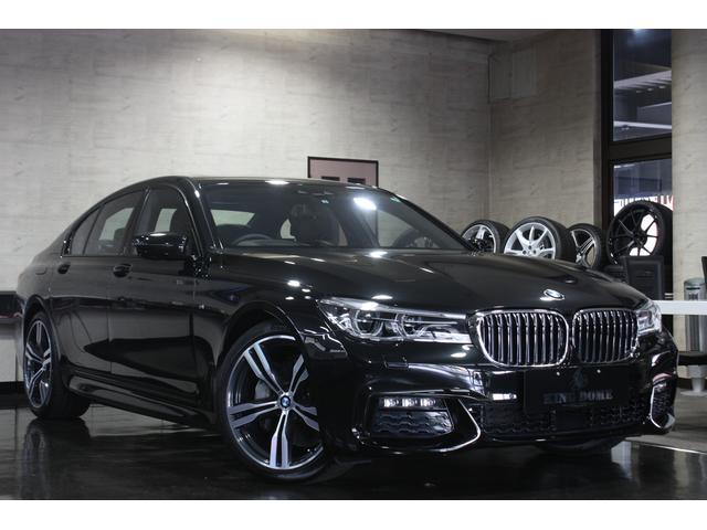 BMW 7シリーズ 740i Mスポーツ リアエンターテイメント ...
