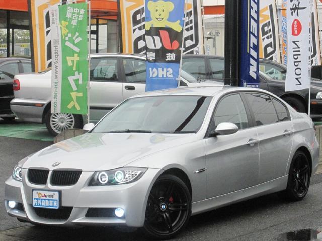 BMW 3シリーズ 320i HDDナビ 新品18AW 新品前後L...