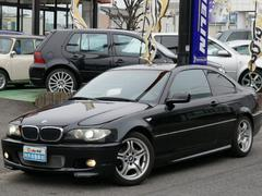 BMW318Ci Mスポーツパッケージ 禁煙車 キセノン 外テール