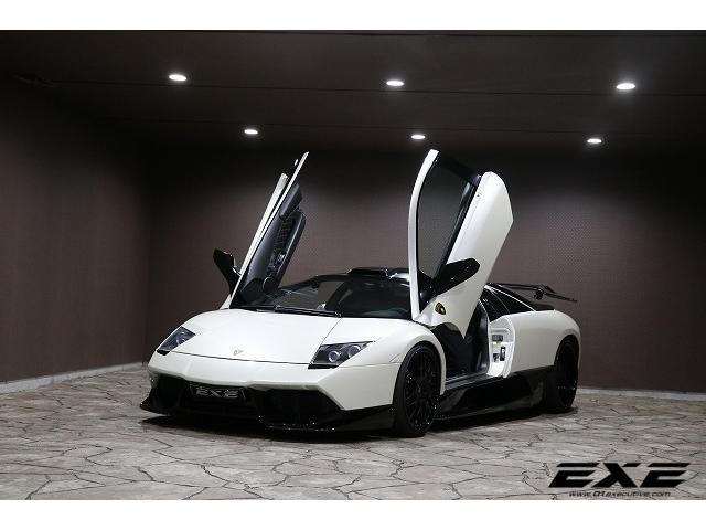 Lamborghini Murcielago Lp640 2007 Pearl White 28 000 Km