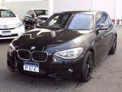 BMW116i Mスポーツ HDDナビ バックカメラ