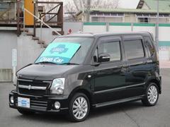 ワゴンRRR−Sリミテッド 4WD 社外HDDナビ シートヒーター
