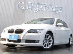 BMW335i 本革 サンルーフ 純正ナビ スマートキー