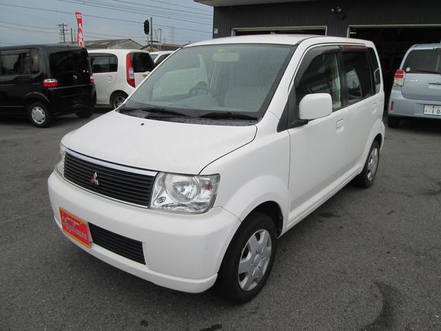 三菱 eKワゴン M CD オートマ エアコン (車検整備付)