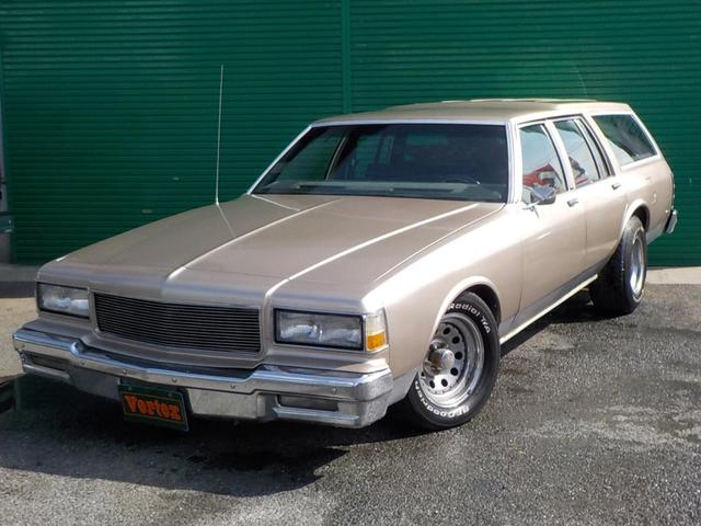 Photo Of CHEVROLET CHEVROLET CAPRICE CLASSIC WAGON / Used CHEVROLET