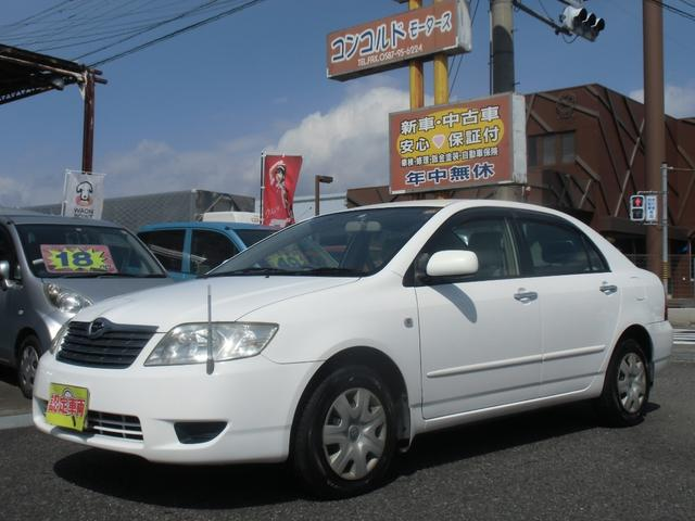 Photo of TOYOTA COROLLA X HID 40TH ANNIVERSARY LIMITED / used TOYOTA