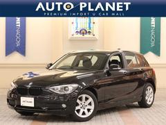 BMW116i スタンダードプラスP HDDナビ キセノン