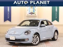 VW ザ・ビートルデザインレザーPKG ナビTV 革シート シートヒーター