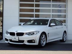 BMW420iグランクーペ Mスポーツ HDDナビ ACC ETC