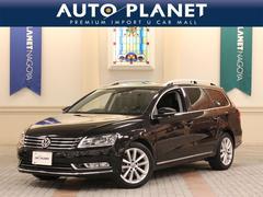 VW パサートヴァリアントTSIハイライン BMT ワンオーナー 革シート ナビTV