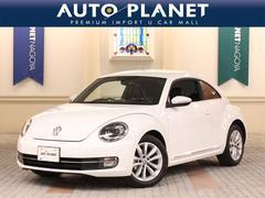 VW ザ・ビートルデザインレザーパッケージ 革シート シートヒーター ETC