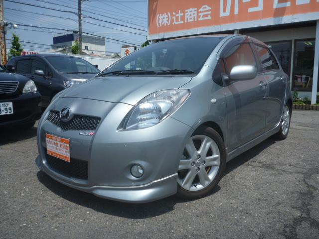 Photo of TOYOTA VITZ TRD SPORTS M / used TOYOTA