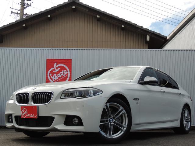 BMW 5シリーズ 528i Mスポーツ フルセグTV バックモニ...